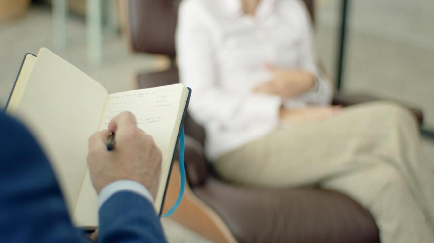Medicinos psichologo (D. Lučuno) konsultacija