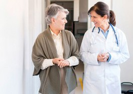 Vidutinė programa moterims, be papildomų akių tyrimų, rekomenduojama nuo 40 m.